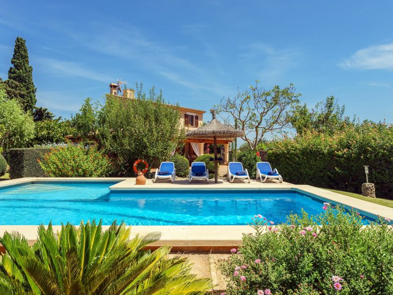 Holiday house Cladera with private pool in Pollensa