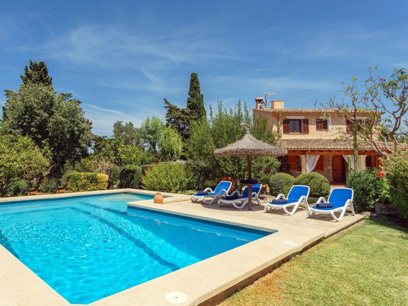 Ferienhaus Cladera mit Pool in Pollensa