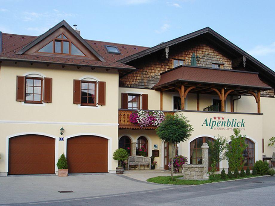 Ferienwohnung Pension Alpenblick