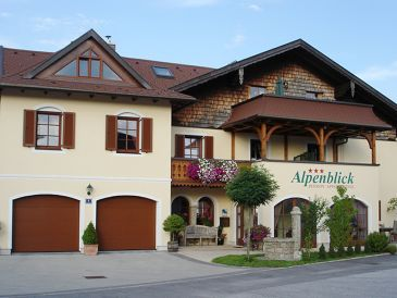 Apartment Nr. 5 in der Pension Alpenblick