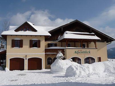 Nr. 5 in der Pension Alpenblick