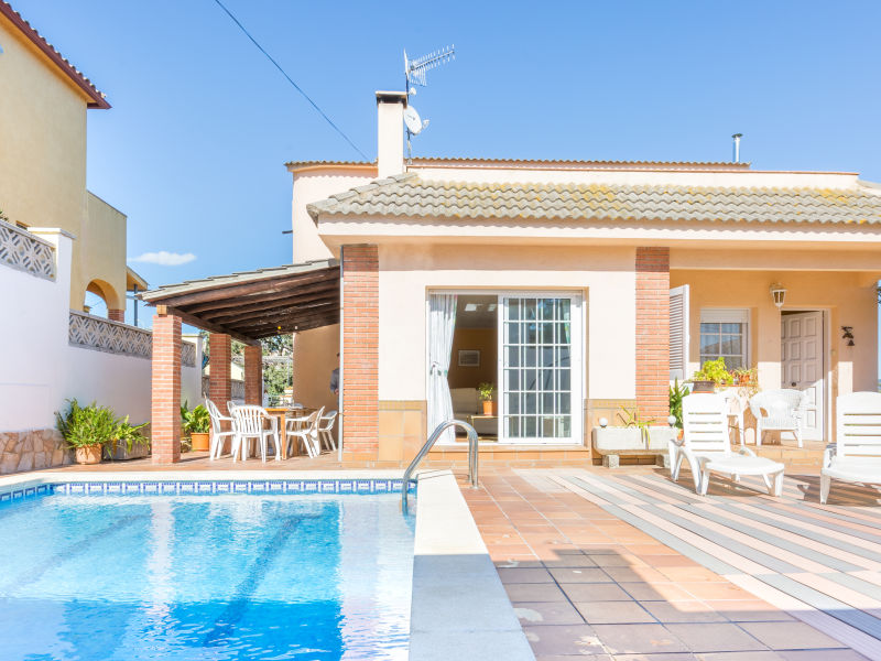 Ferienhaus Villa del Pi