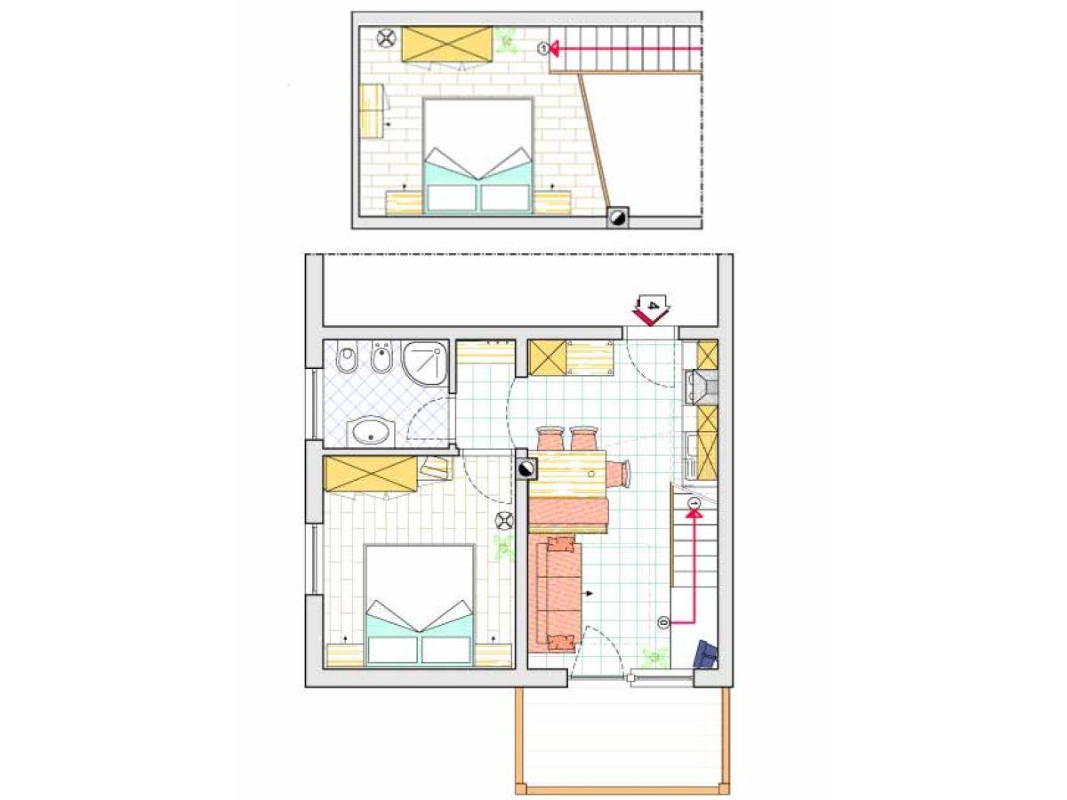 ferienwohnung alpenrose appartement gro gasteiger wei enbach ahrntal kronplatz s dtirol. Black Bedroom Furniture Sets. Home Design Ideas