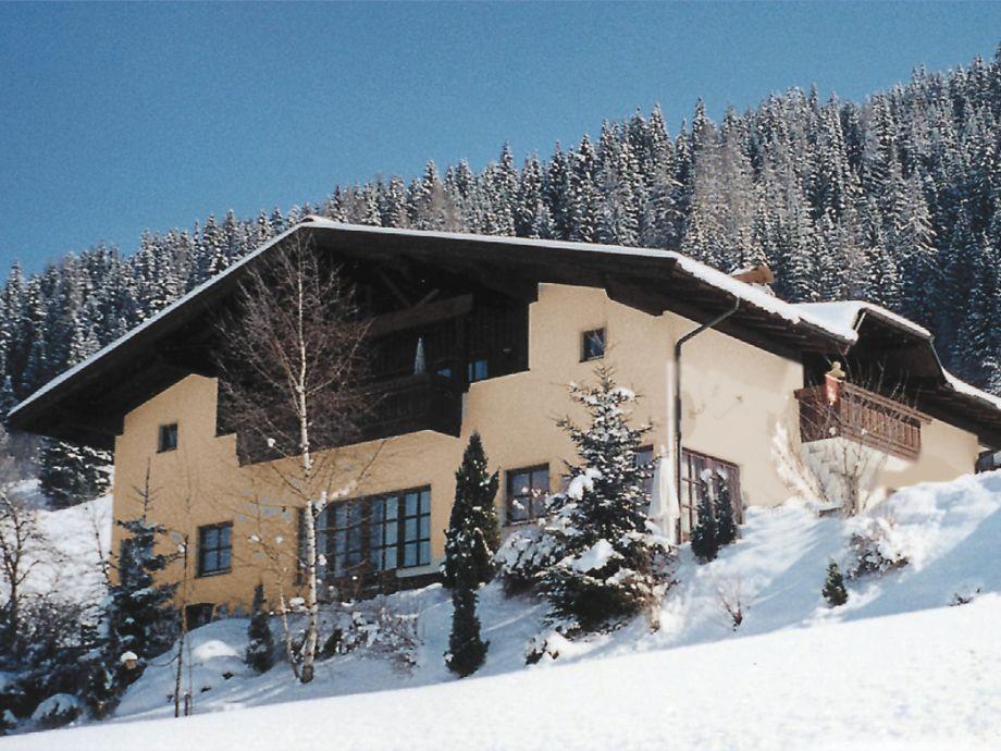 Kesselgrubs Wohlfühlappartements im Winter