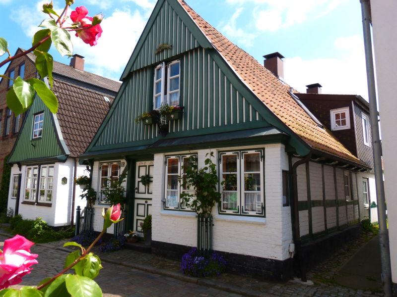 Ferienhaus Fischerhaus Nanz