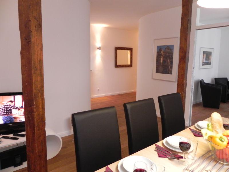 Ferienwohnung 4-Zi.-Apartments 'Mundsburg II',modernes Apartment