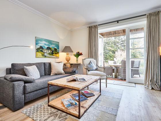 3 zi ferienwohnung deichgraf 3 in zentraler lage sylt. Black Bedroom Furniture Sets. Home Design Ideas