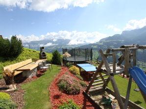 Ferienwohnung Sonnenschein im Ferienhaus Johanna im Zillertal