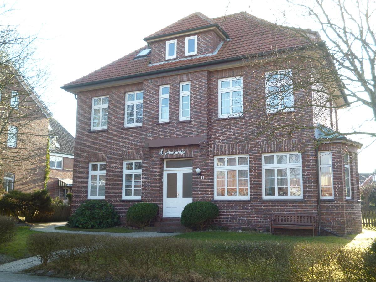 Ferienwohnung Haus Margaretha Ostfriesland Frau