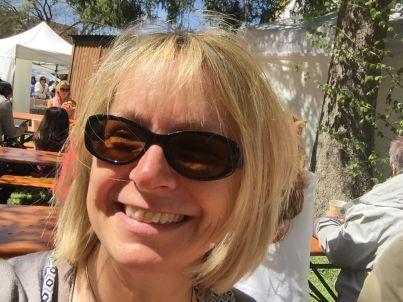 Your host Susanne Lang-Hardt