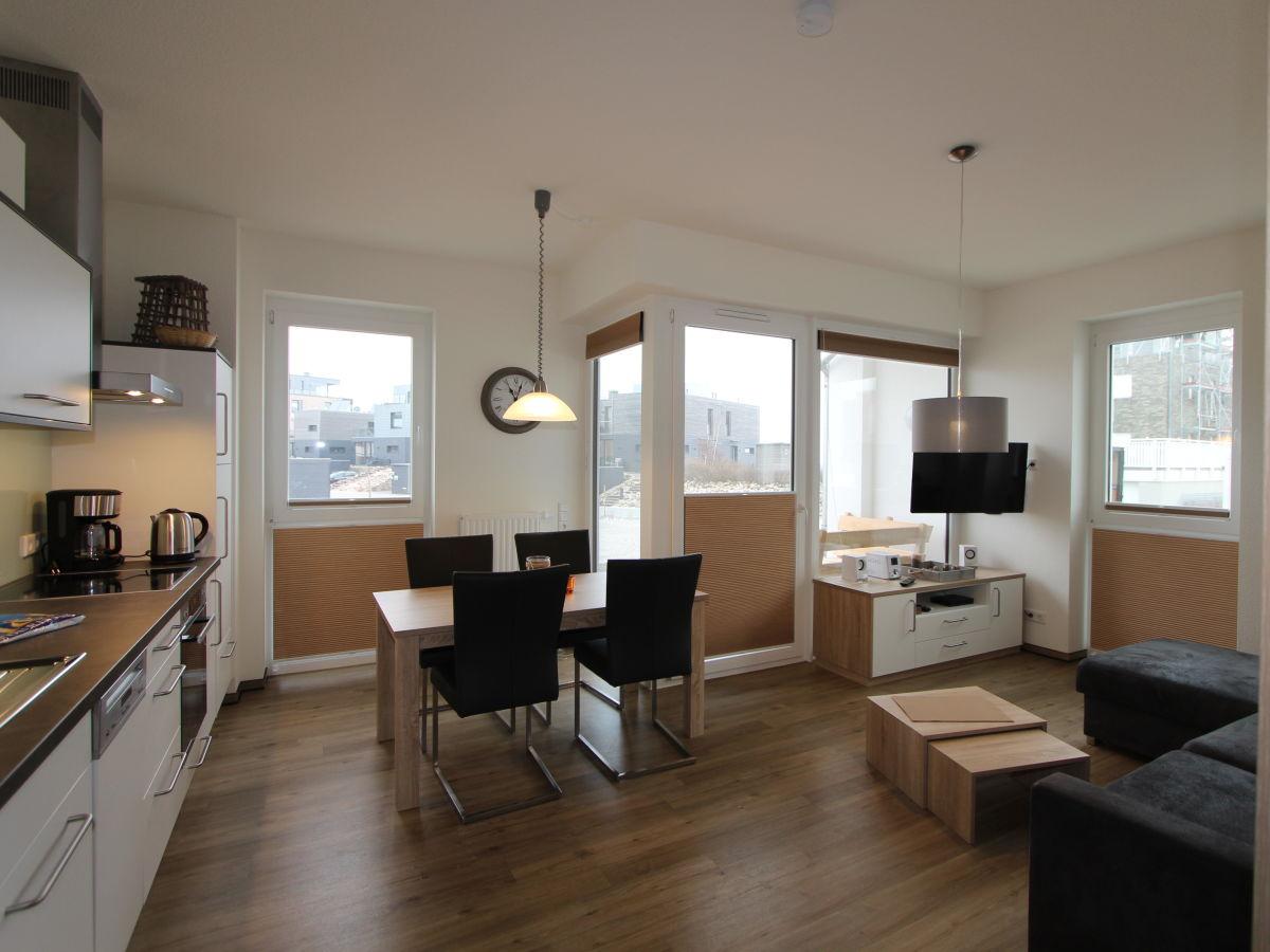 ferienwohnung residenz bollwark wohnung bow 1 01 olpenitz firma h p touristik gmbh. Black Bedroom Furniture Sets. Home Design Ideas