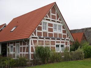 Ferienwohnung Ferienfachwerkhaus Cieslik
