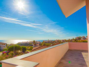 Ferienwohnung Villa Bianca - Costarainera