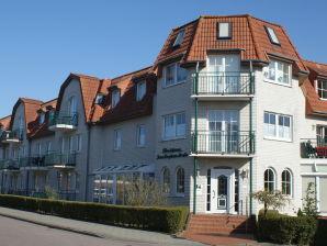 Ferienwohnung Whg 20 Residenz Jann-Berghaus-Str.54