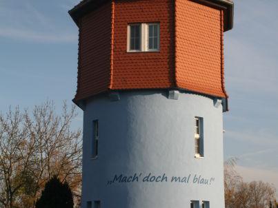 Wasserturm Großheringen