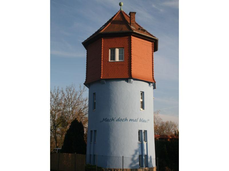 Ferienhaus Wasserturm Großheringen