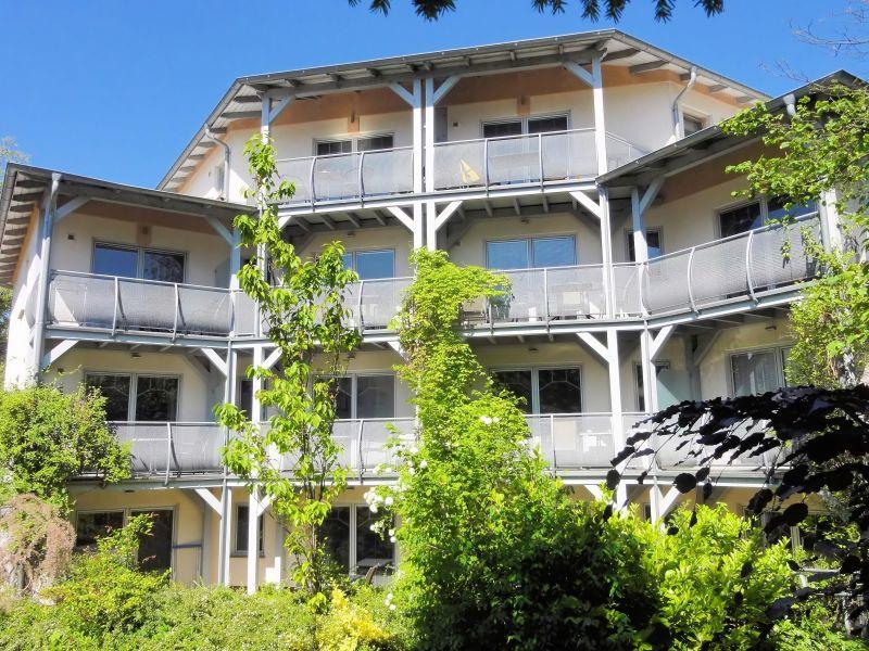 """""""Strandburg"""" 4-Raum Ferienwohnung,200mStrand"""