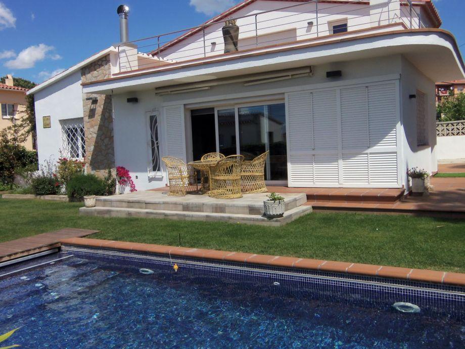 Außenaufnahme Villa Estrella