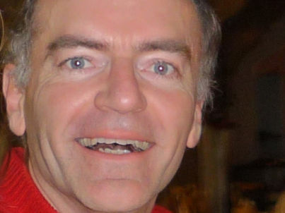 Ihr Gastgeber Paul Riggenbach