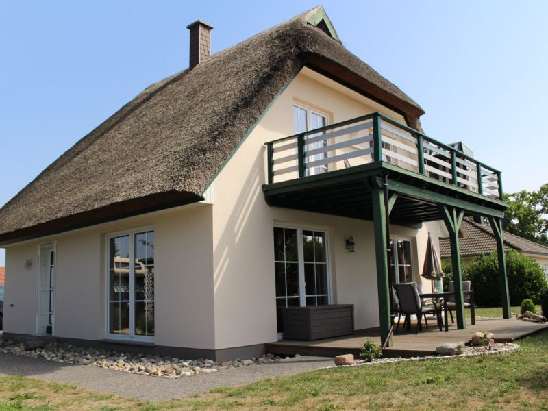 Ferienhaus Boddensurfer 4b