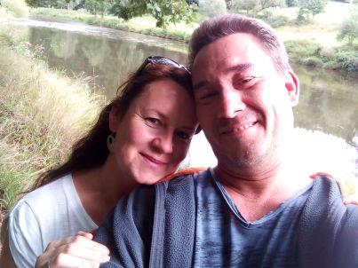 Ihr Gastgeber Ulrike und André Kieß