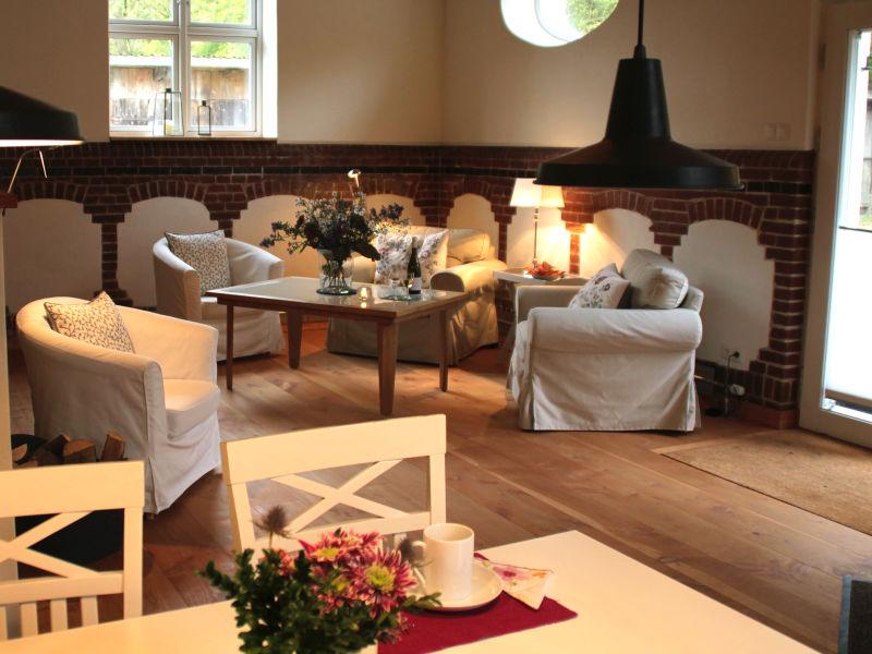 Holiday apartment Gutshof holiday home Alter Pferdestall
