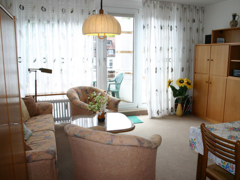 Ferienwohnung Appartement am neuen Kurpark, App. 223