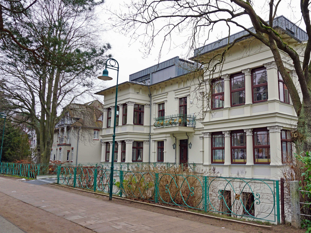 Villa Medici Heringsdorf Meerblick