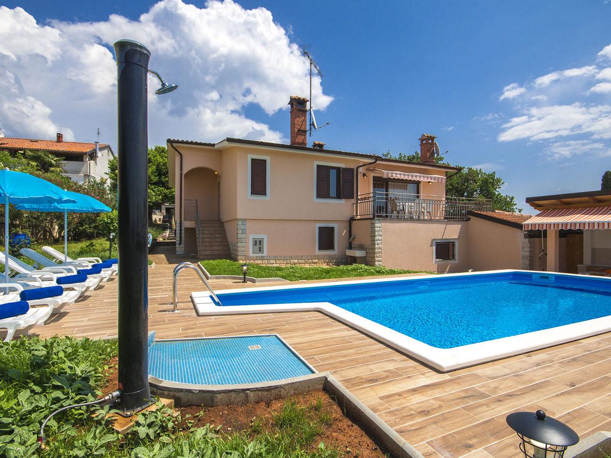 Ferienhaus casa diana ka telir labinci istrien firma - Formentera ferienhaus mit pool ...