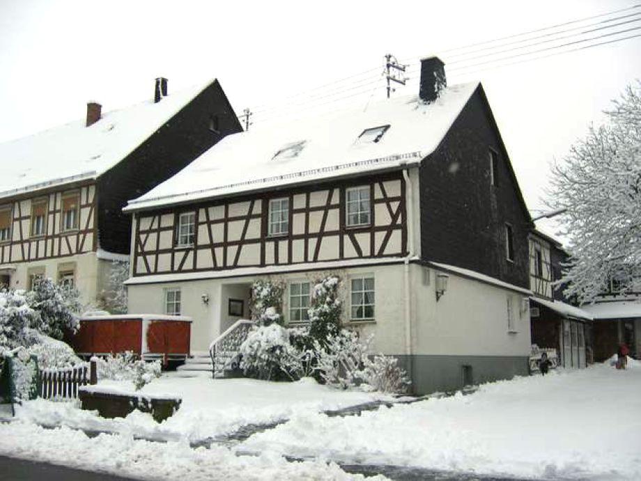 Außenaufnahme in the Guesthouse Bauernstube
