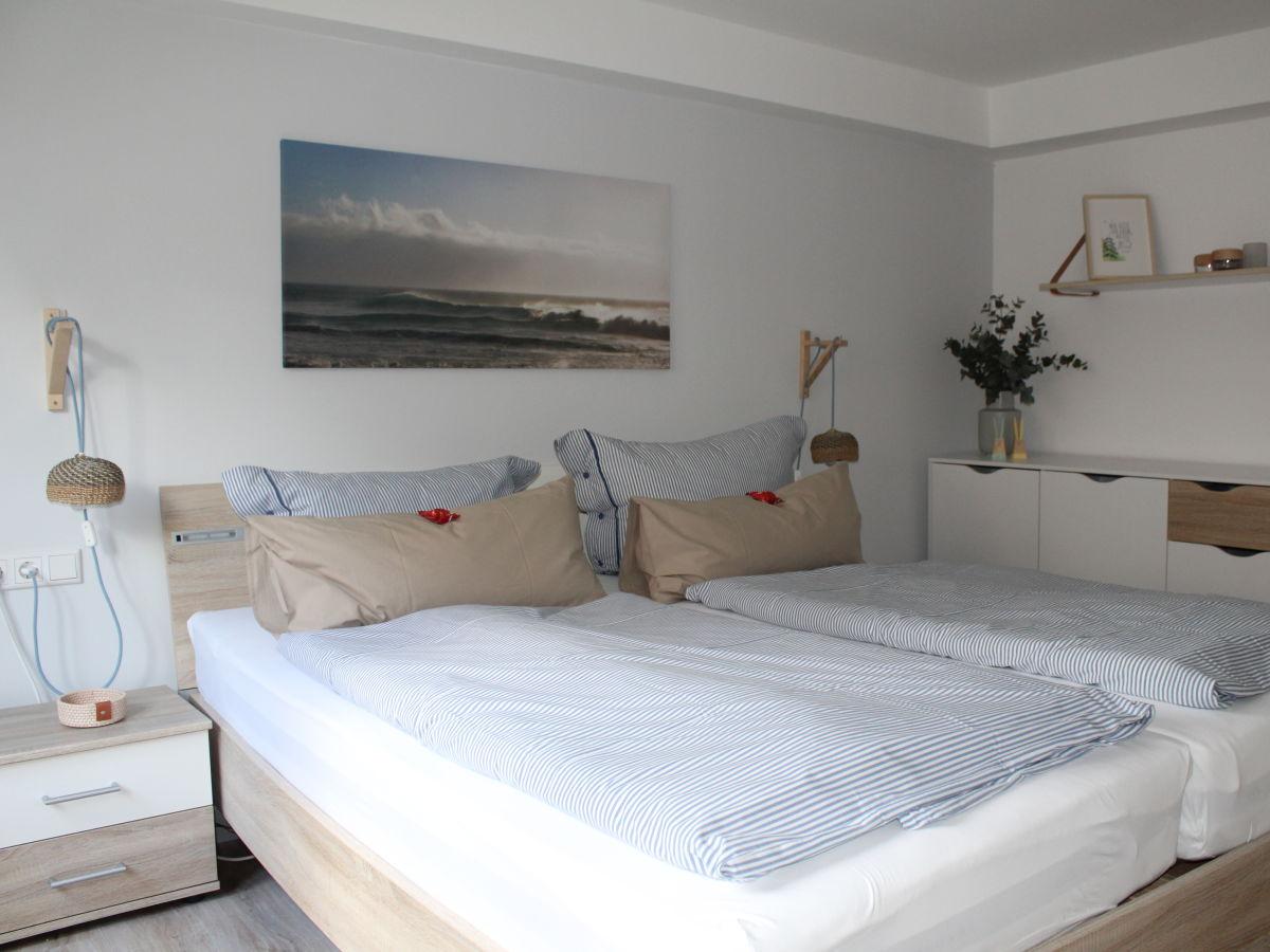 Ferienwohnung glockenheide im ferienhaus blumenmeer - Schlafzimmer stefan ...