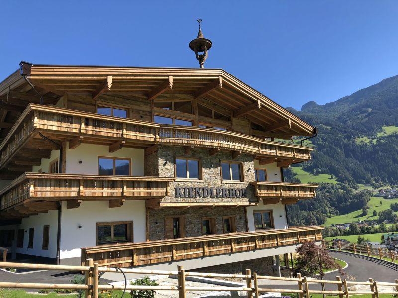 Bauernhof Gartenblick