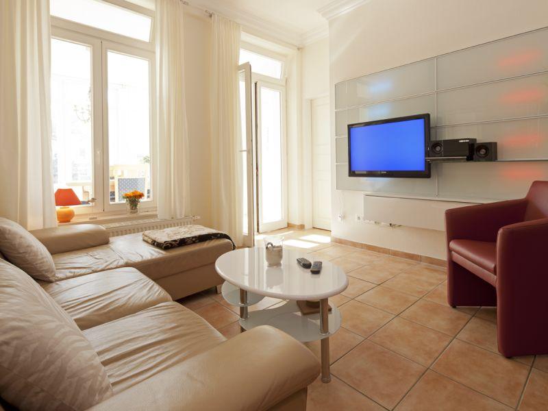 Ferienwohnung Villa Seegatt Sünneck