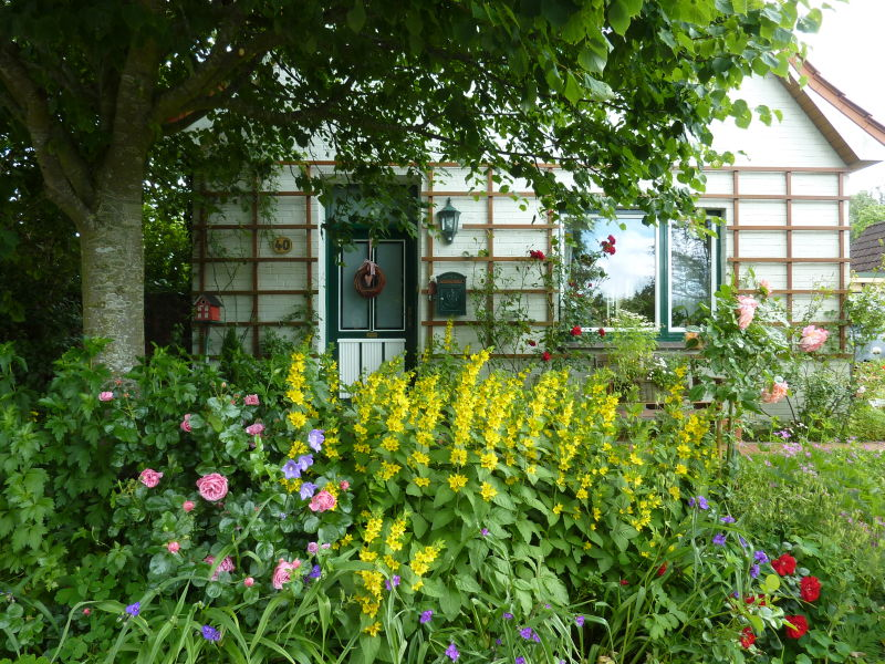 Ferienwohnung Wunschgarten