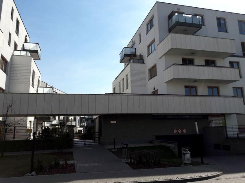Ferienwohnung Apartment Warsaw Wilanów