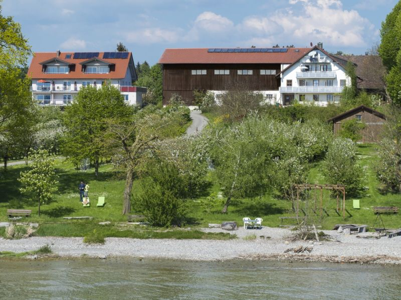 Holiday apartment Baumanns Ferienhof am See