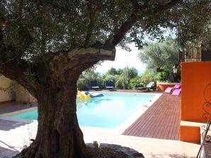 Ferienwohnung Villa Haneos