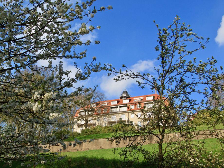 House King Albert, the former sanatorium