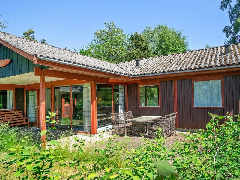 Ferienhaus Aakirkeby, Haus-Nr: 55489