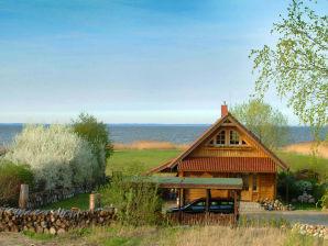 Ferienhaus Blockhaus am Meer