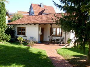 Ferienhaus Haus Gartenblick