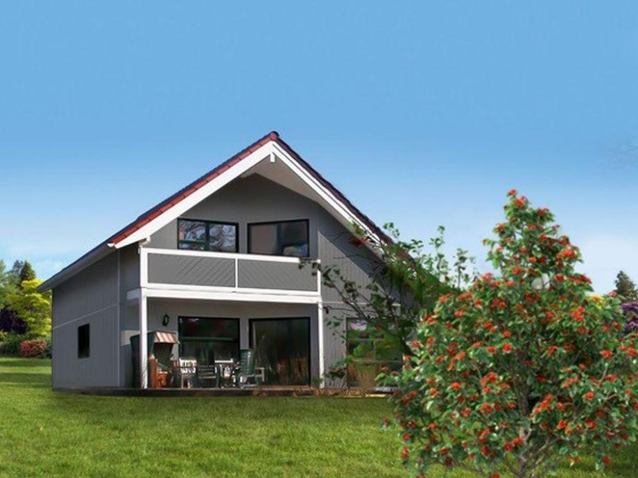 Ostsee Ferienhaus Heidkate Musterbild