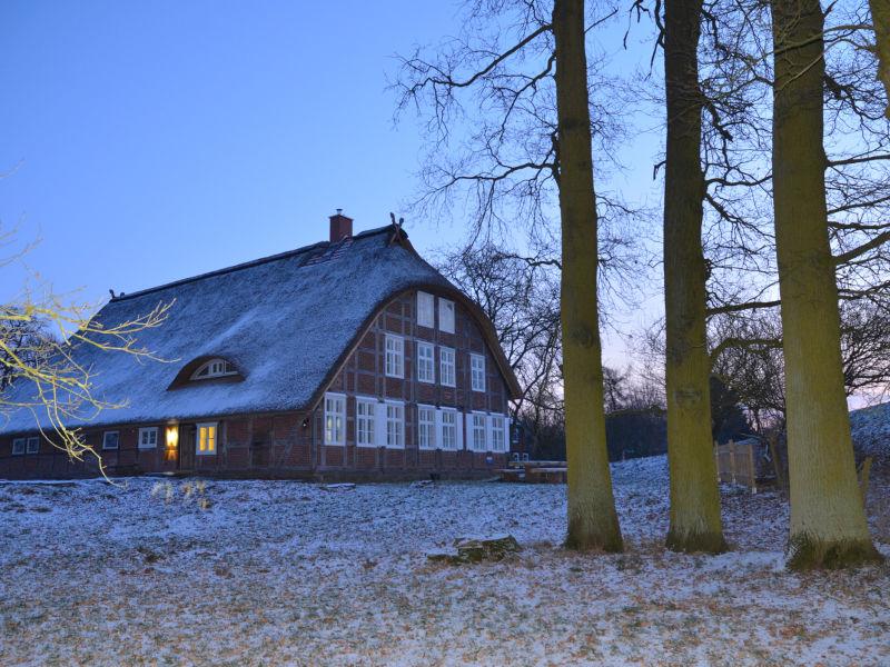 Ferienhaus Deichkind am Elbdeich