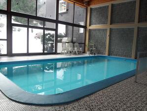 Ferienwohnung mit Schwimmbad/Sauna