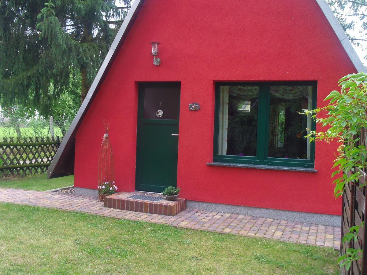 Ferienhaus Finnhutte Spreeaue Leibsch Frau Angela Karnapke