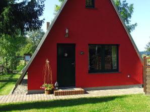 Ferienhaus Finnhütte Spreeaue