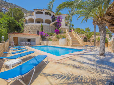 Holiday house Villa Maryvilla Calpe