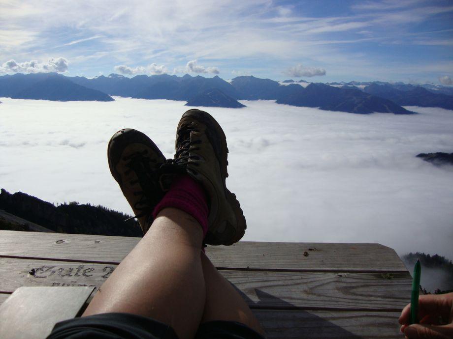 Außenaufnahme Chamonix