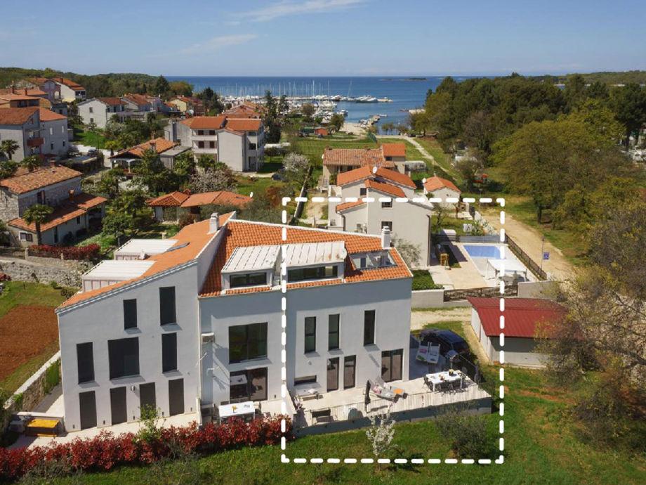 Außenaufnahme Casa Coleen