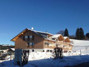 Ferienwohnung Chalet Oberstaufen
